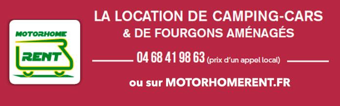 location de véhicules sur MotorHome Rent